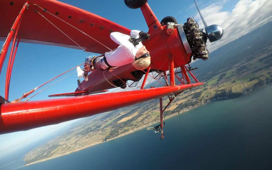 Life Lessons from Wing Walking #4: Perspective